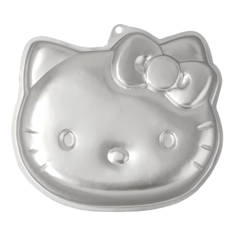 Wilton Hello Kitty Cake Pan, Multicolor
