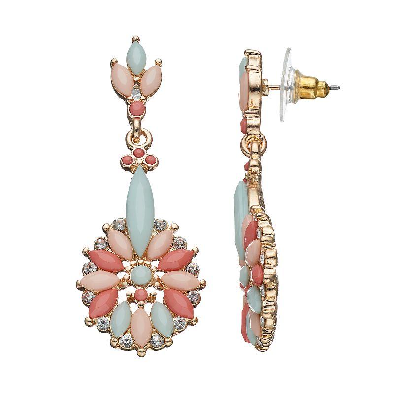 LC Lauren Conrad Drop Earrings