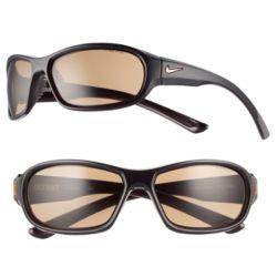 Men's Nike Defiant Rectangular Wrap Sunglasses by