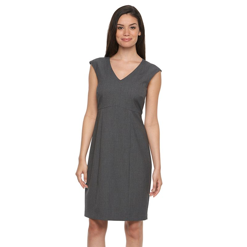 Women's Apt. 9® V-Neck Sheath Dress