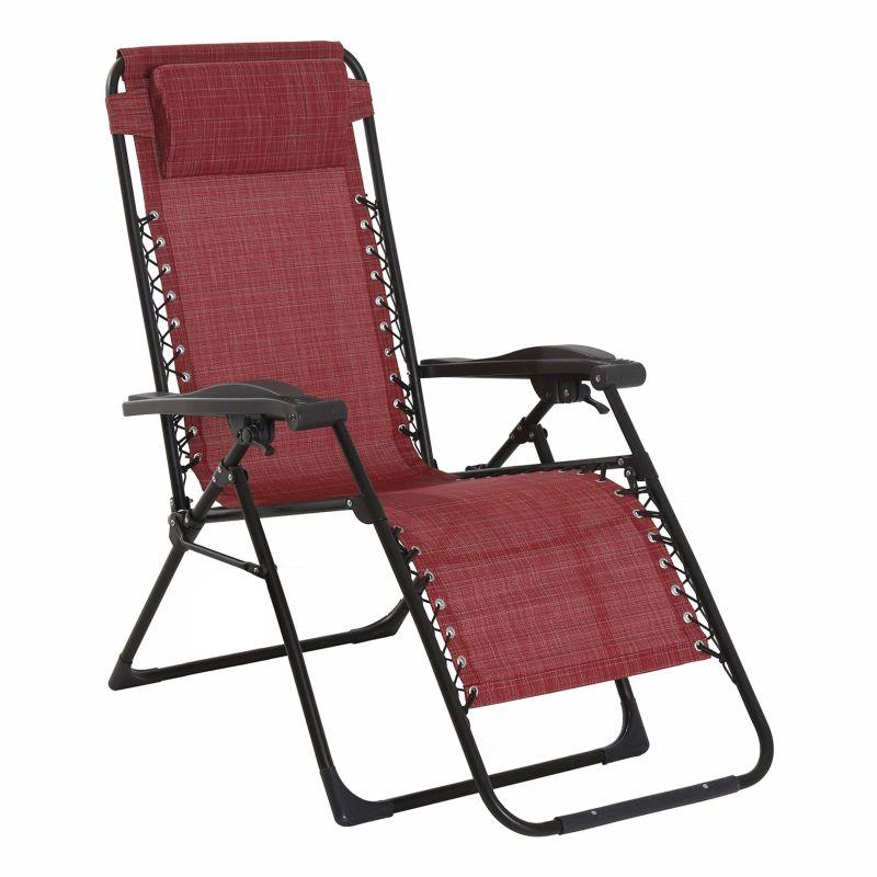 Sonoma Goods For Life™ Patio Antigravity Chair Tandoori