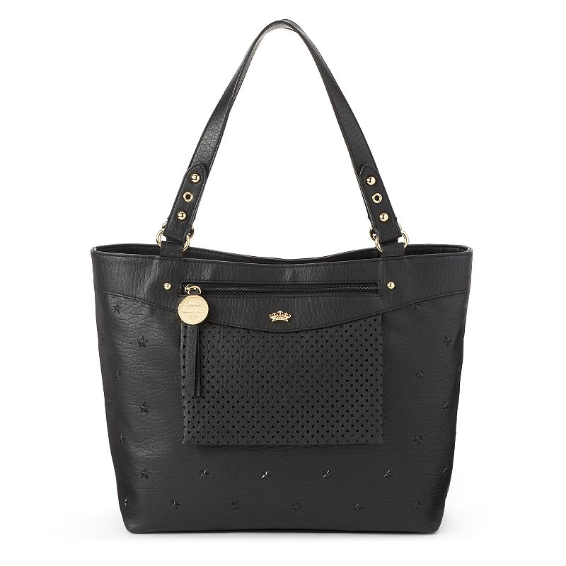 Juicy Couture Bryn Star Perforated Stars Tote