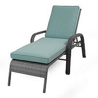 SONOMA Goods for Life™ Presidio Patio Wicker Chaise Lounge