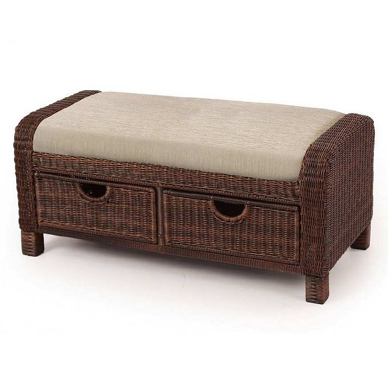 SONOMA Goods for Life™ Presidio Patio Storage Bench