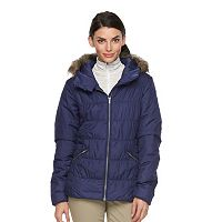 Women's Columbia Sparks Lake Hooded Thermal Coil Jacket