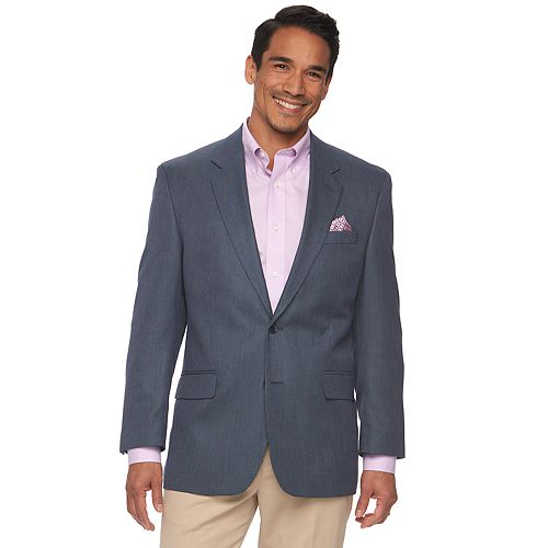 Men's Croft & Barrow® Essential Classic-Fit Sport Coat