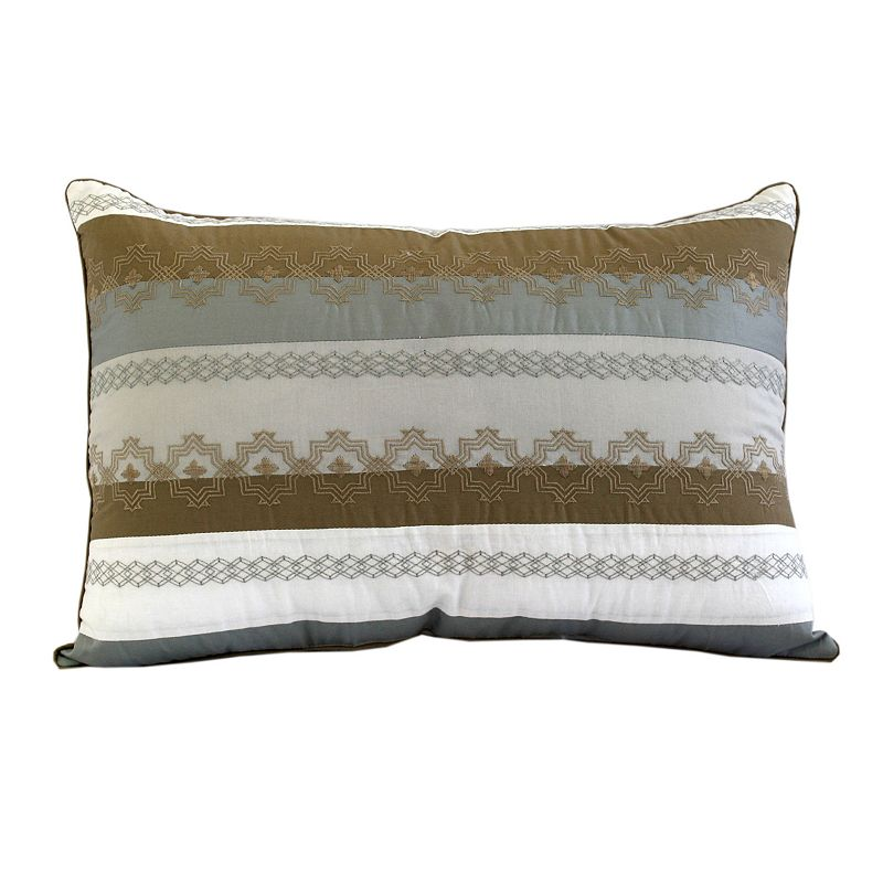 Always Home Highland Park 14'' x 20'' Throw Pillow
