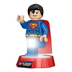 LEGO DC Universe Super Heroes Superman Torch & Nightlight by