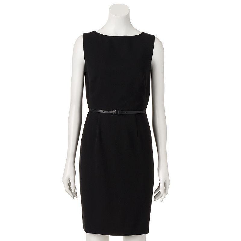 Women's Apt. 9® Solid Shift Dress