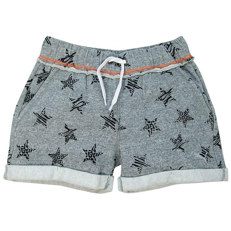 Girls 7-16 PUMA Stars Cuffed Shorts