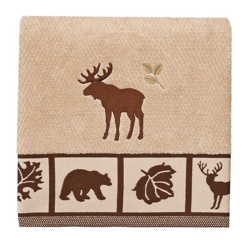Nature's Trail Bath Towel