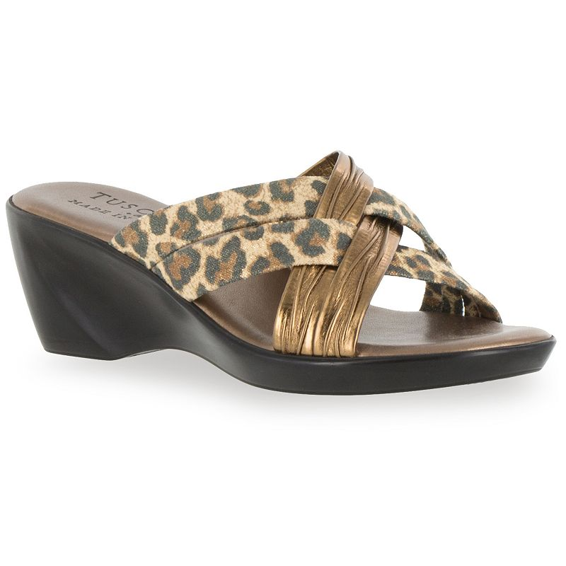 Tuscany by Easy Street Ceccano Women's Wedge Sandals