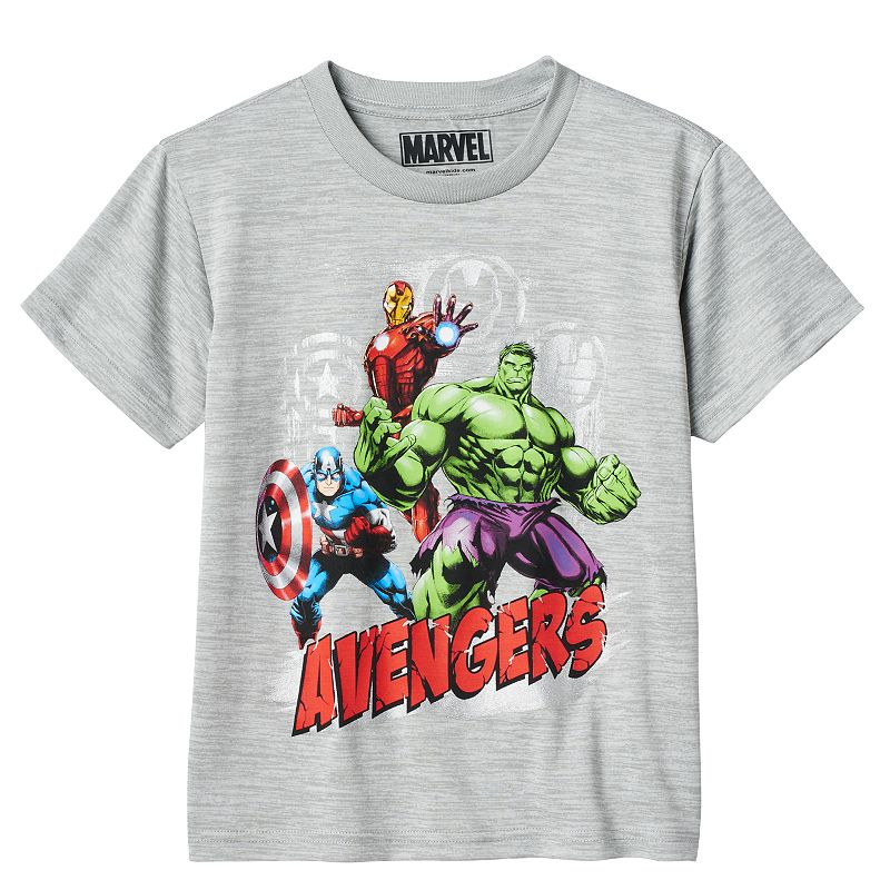Boys 4-7 Marvel