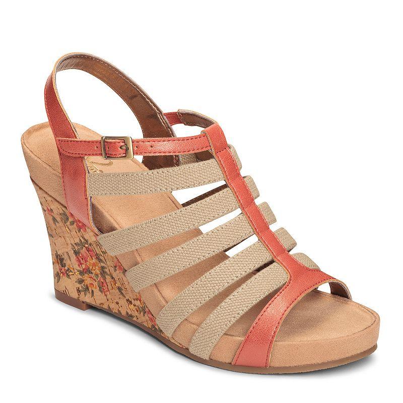 A2 by Aerosoles Magic Plush Women's Wedge Sandals