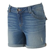 Women's Artisan Crafted by Democracy Distressed Jean Shorts