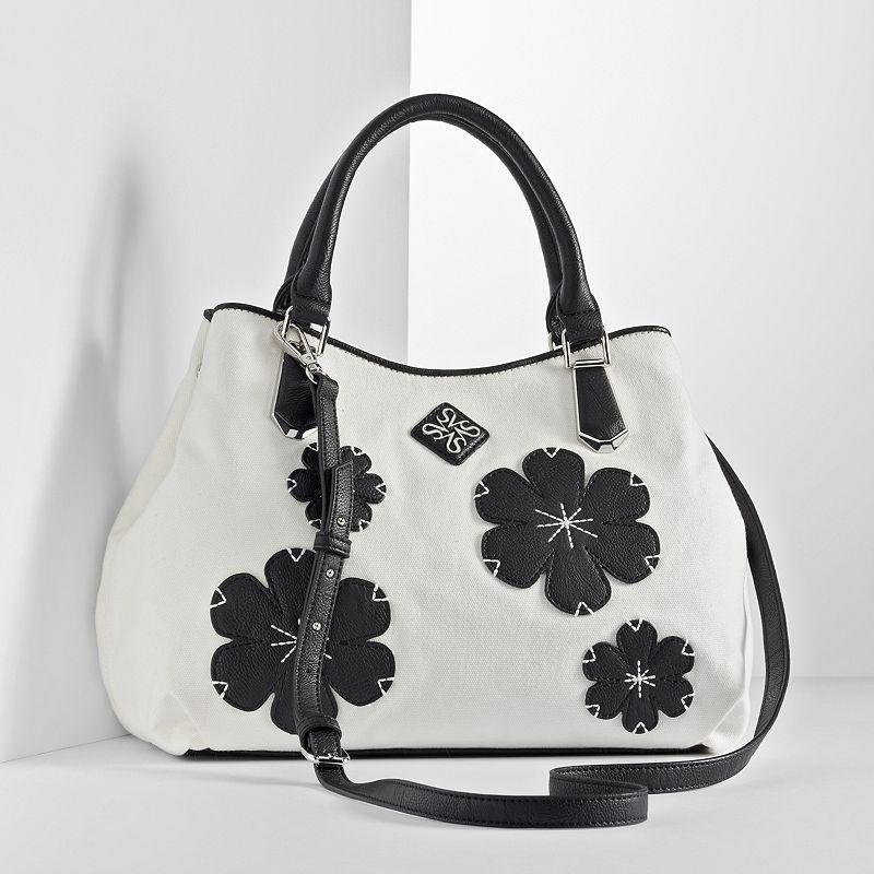 Simply Vera Vera Wang Modena Floral Shopper
