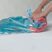 Compactor 2-pack Vac & Roll Travel Vacuum Storage Bags