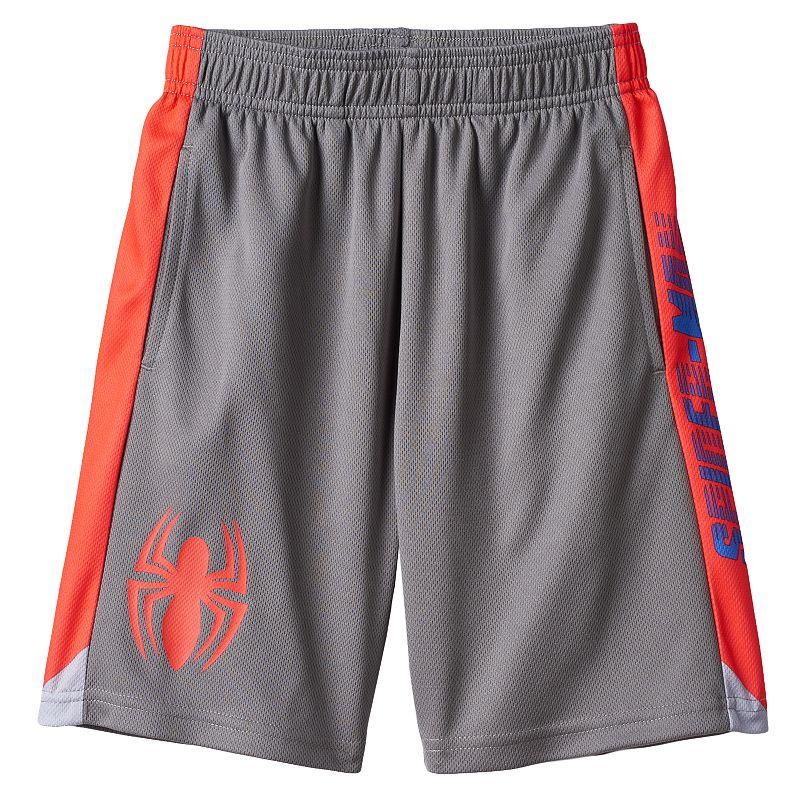 Boys 4-7 Marvel Spider-Man Athletic Shorts