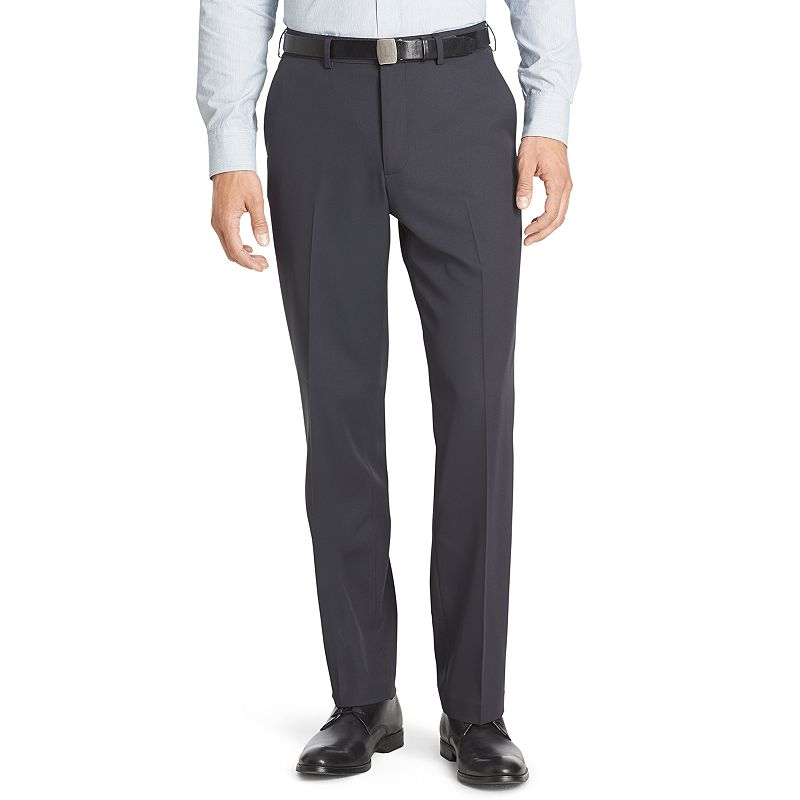 Men's Van Heusen Chevron Straight-Fit No-Iron Dress Pants
