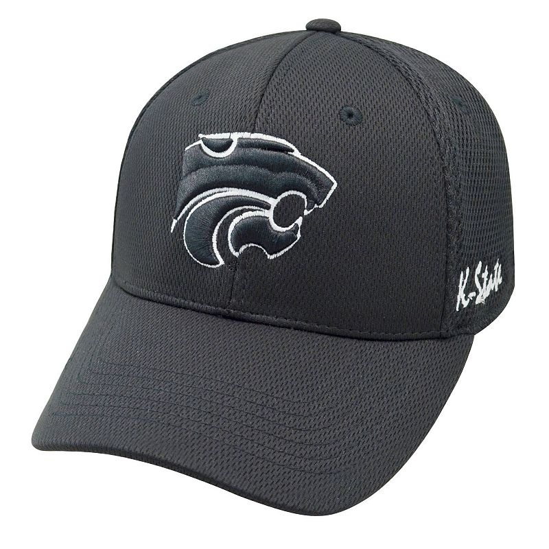 Adult Top of the World Kansas State Wildcats Fairway One-Fit Cap
