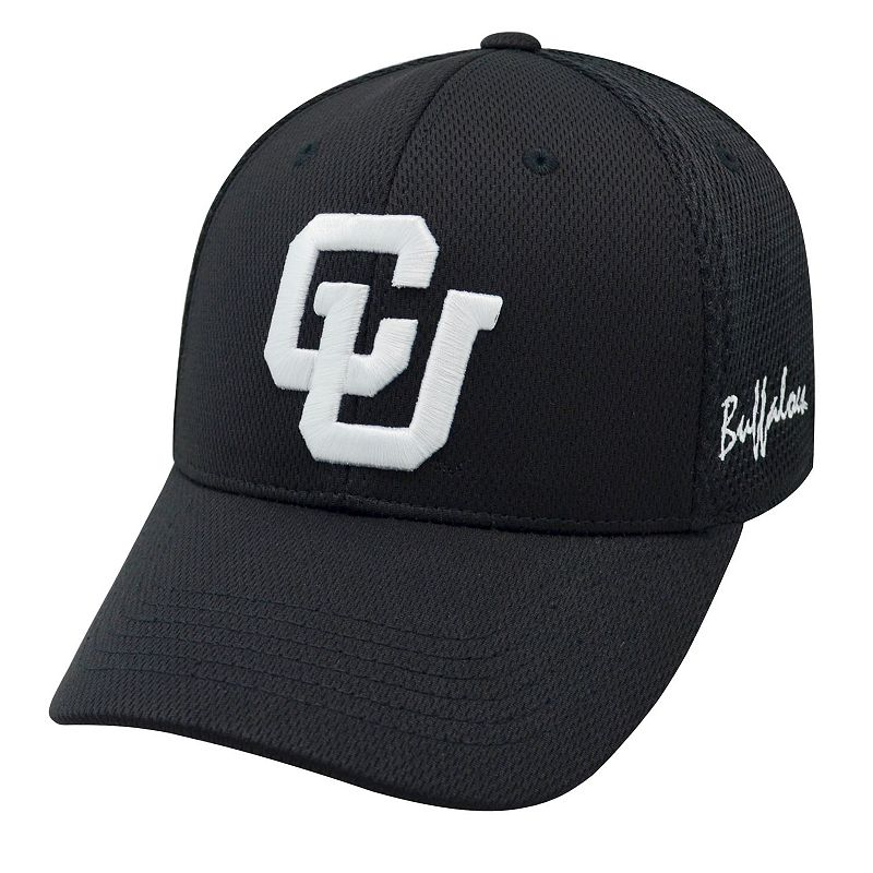 Adult Top of the World Colorado Buffaloes Fairway One-Fit Cap