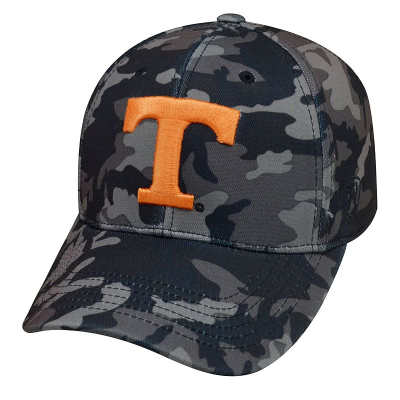 Adult Top of the World Tennessee Volunteers Gulf One-Fit Cap
