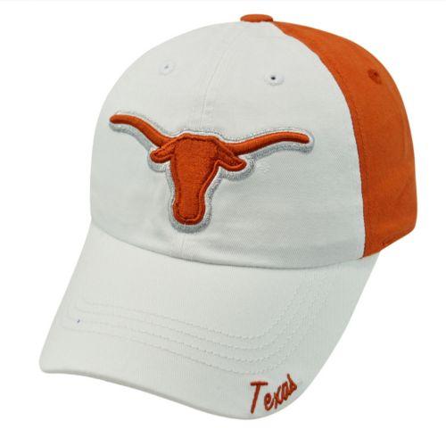 Women's Top of the World Texas Longhorns Moxie Cap