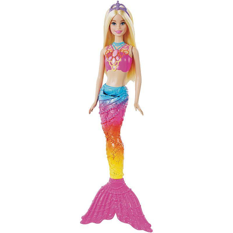Barbie Mermaid Rainbow Fashion Doll