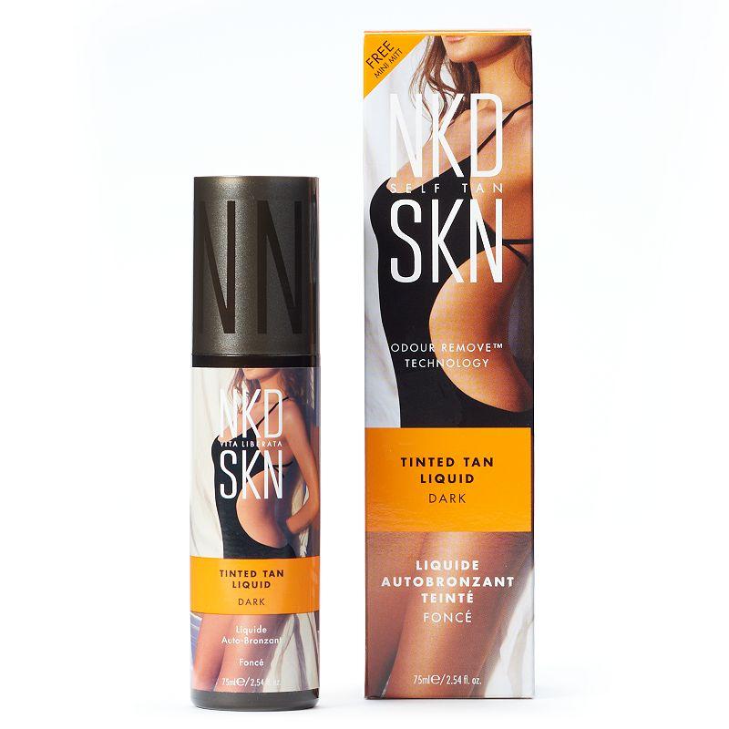NKD SKN Tinted Tan Liquid - Dark