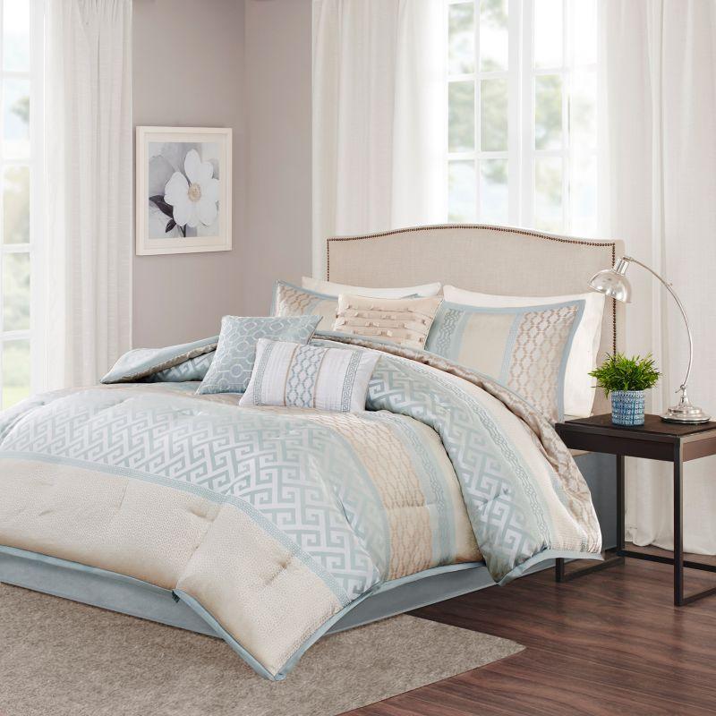 madison park chandler 7 piece bed set dealtrend