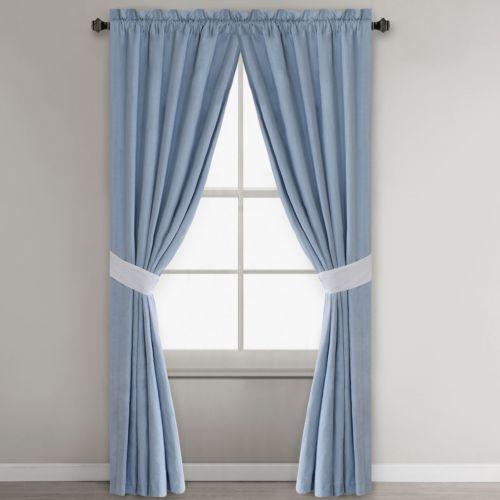 Harbor House 2-pack Crystal Beach Curtains - 42'' x 84''