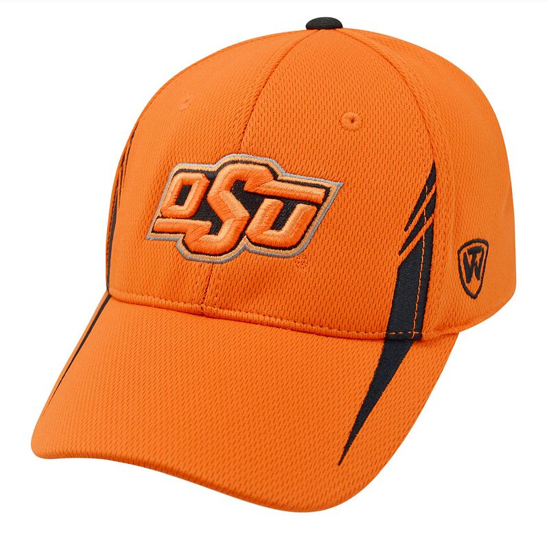 Adult Top of the World Oklahoma State Cowboys Memory Fit Cap