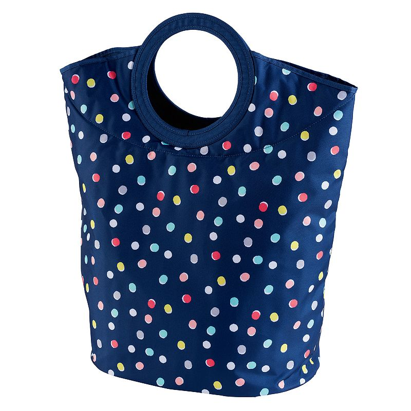 Simple By Design Multi Dots Convertible Hamper