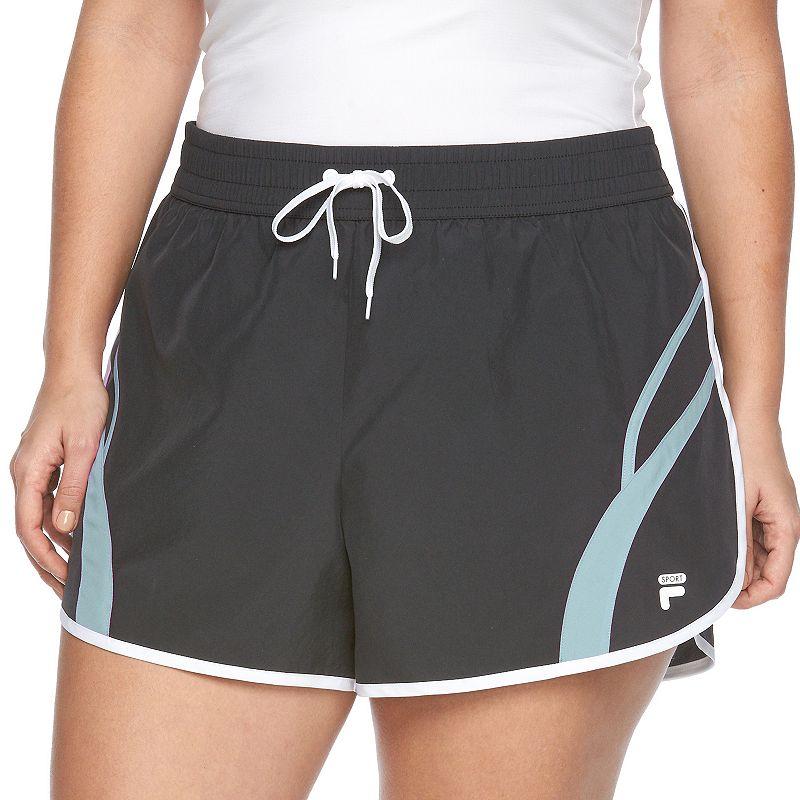Plus Size FILA SPORT® Perfect Running Shorts