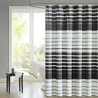 Madison Park Pure Avila Shower Curtain