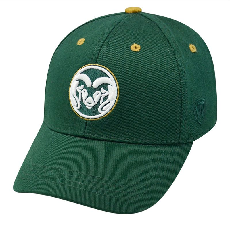 Youth Top of the World Colorado State Rams Rookie Cap