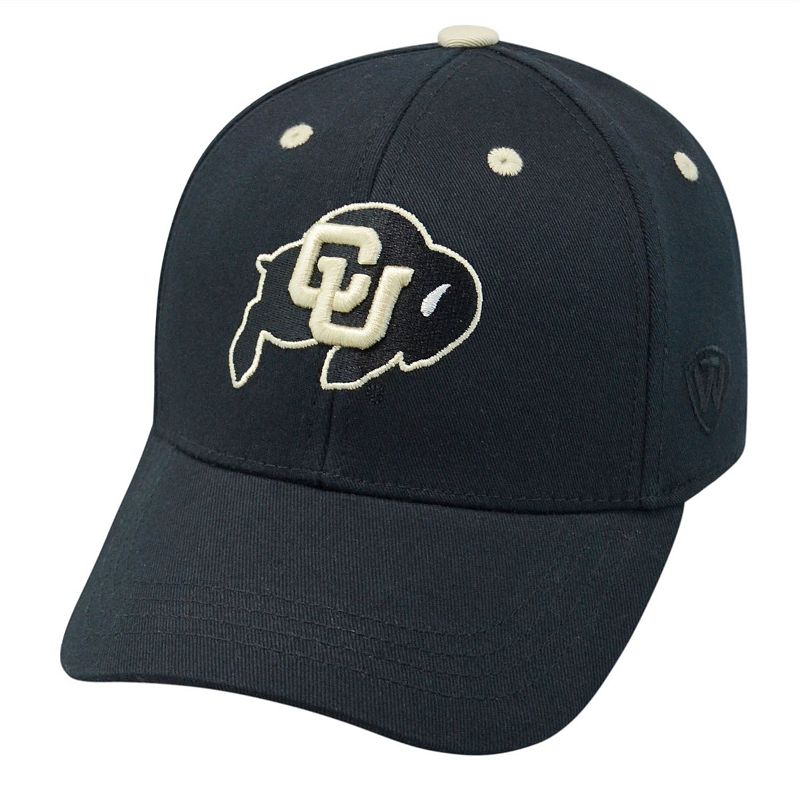 Youth Top of the World Colorado Buffaloes Rookie Cap