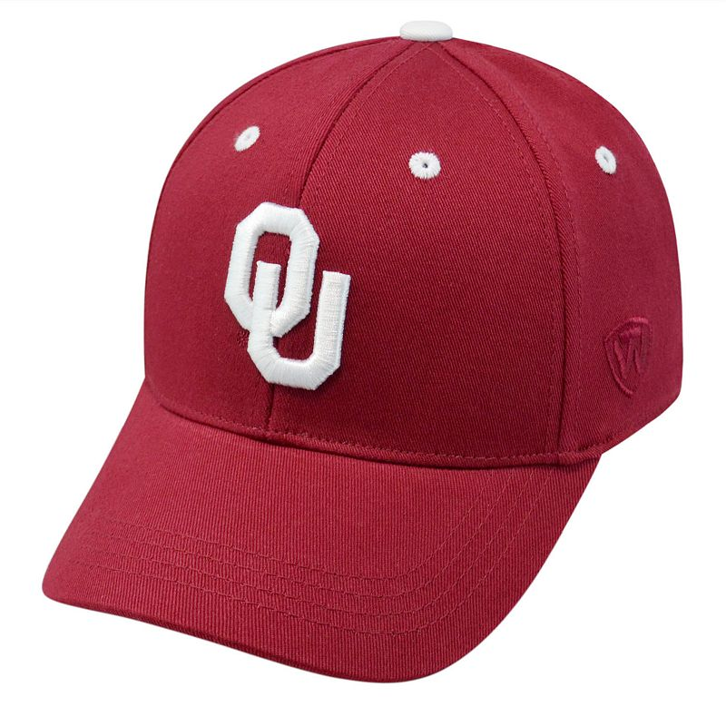 Youth Top of the World Oklahoma Sooners Rookie Cap
