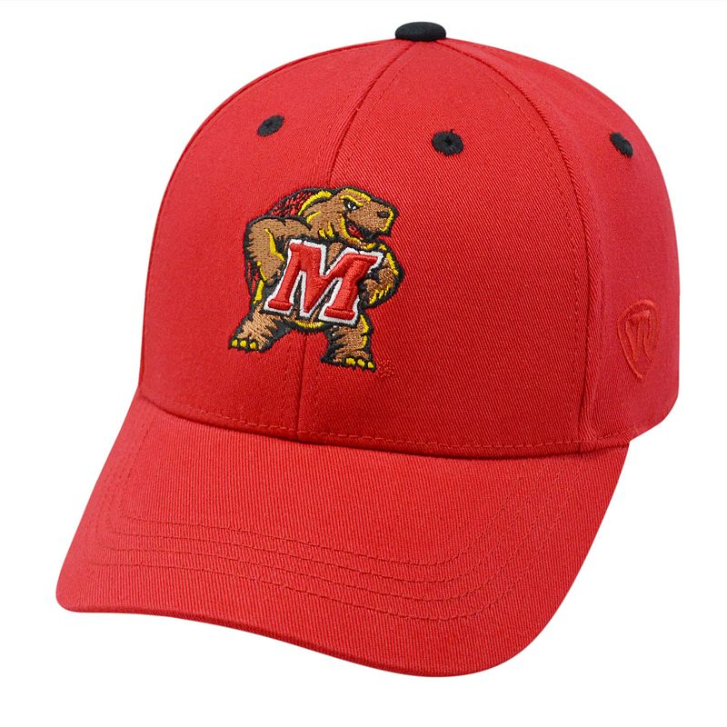 Youth Top of the World Maryland Terrapins Rookie Cap