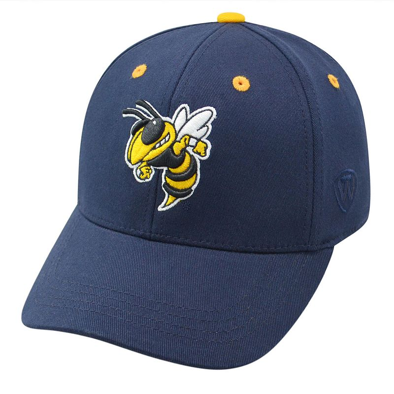 Youth Top of the World Georgia Tech Yellow Jackets Rookie Cap