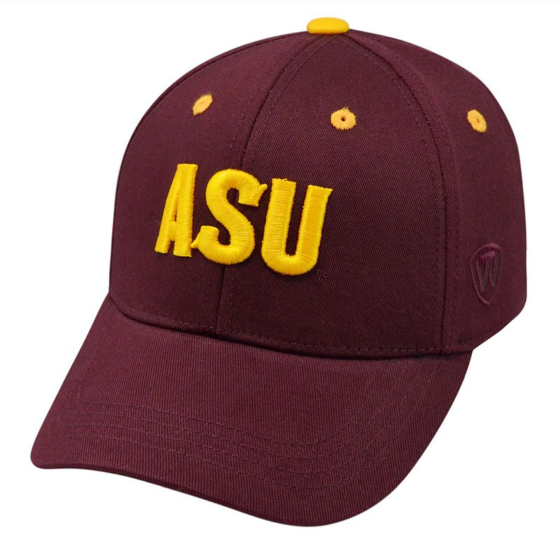 Youth Top of the World Arizona State Sun Devils Rookie Cap