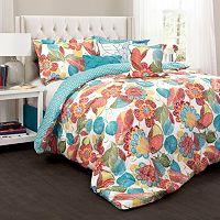 Lush Decor Layla 7-piece Bed Set