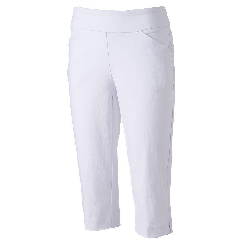 Petite Napa Valley Crop Pants