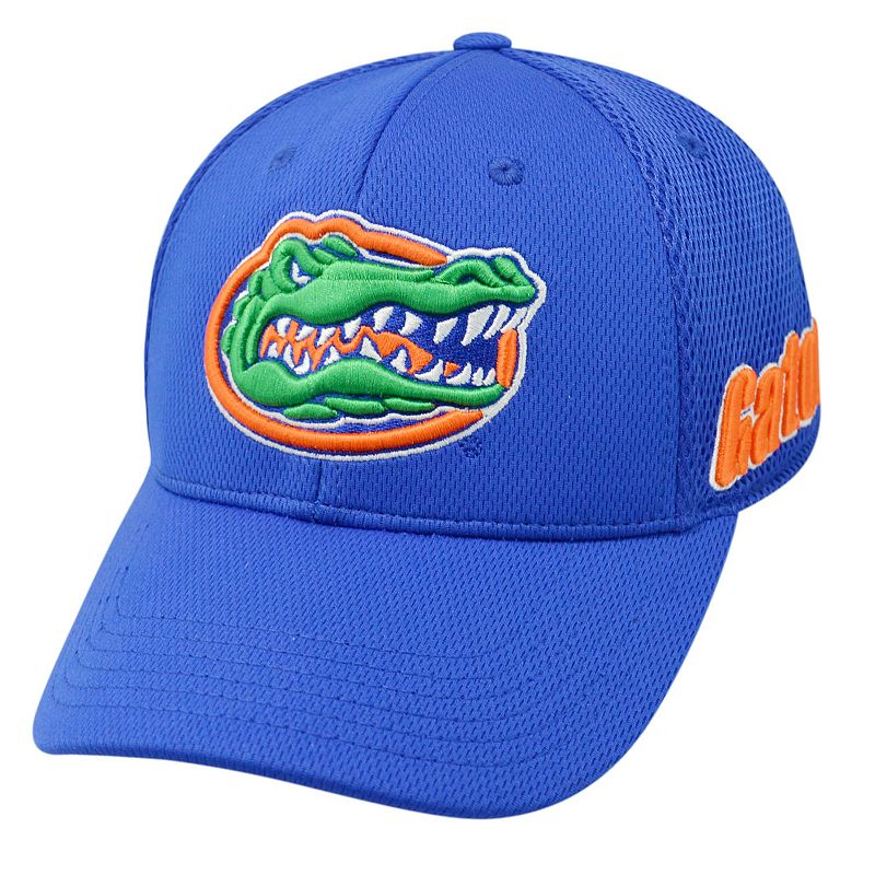 Adult Top of the World Florida Gators Resurge Mesh Elite Cap