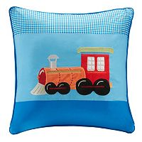 Mi Zone Kids Truck Zone Square Throw Pillow