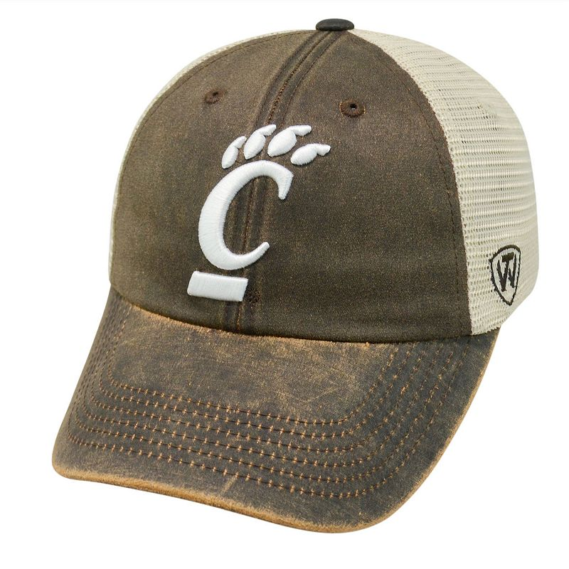 Adult Top of the World Cincinnati Bearcats Scat Mesh Cap