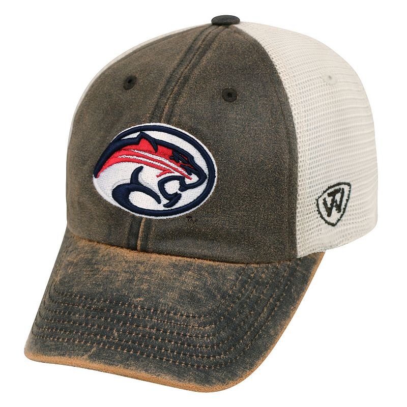 Adult Top of the World Houston Cougars Scat Mesh Cap