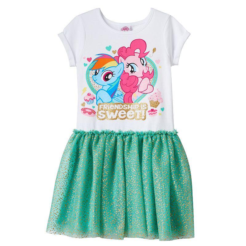 Girls 4-6x My Little Pony