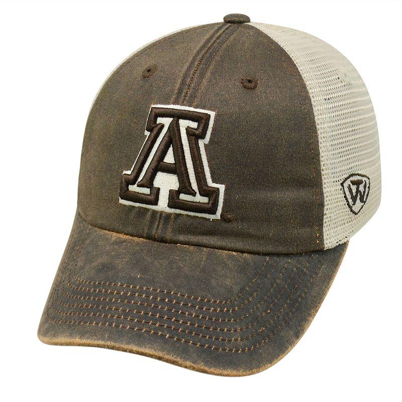 Adult Top of the World Arizona Wildcats Scat Mesh Cap