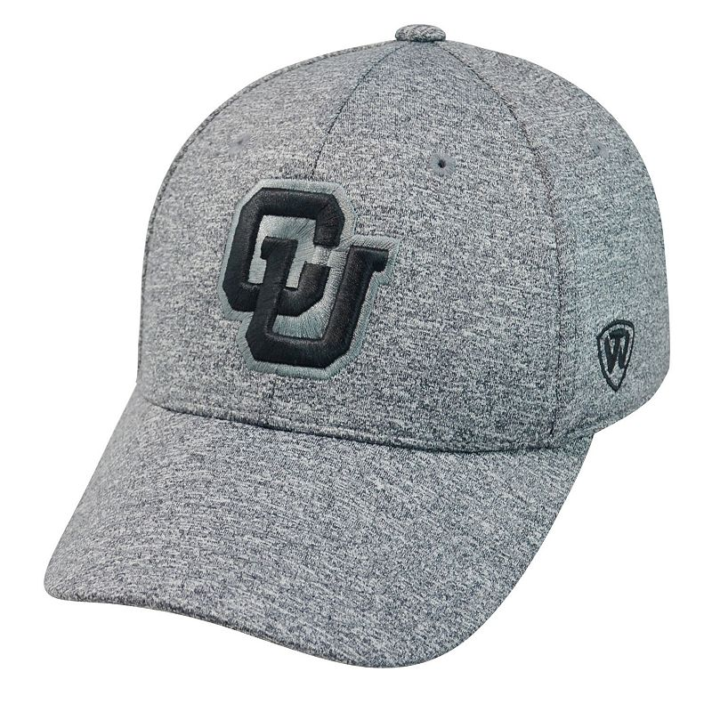 Adult Top of the World Colorado Buffaloes Steam Cap